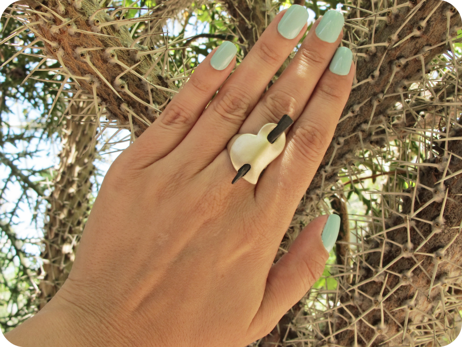 shopping review jewelry  Wendy Brandes Love: The Vampire Diana Ring