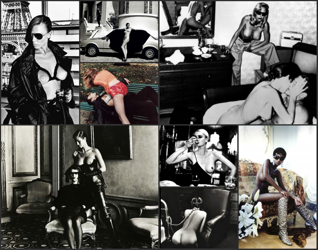 photoshoot photography history 2 fashion controversy art and fashion  Sex and Nudity in Fashion Editorials (NSFW)
