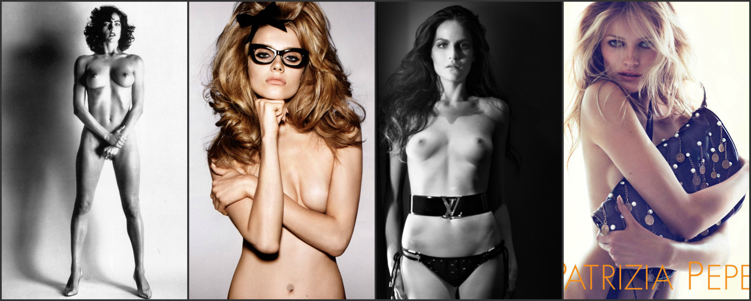 sex and nudity in fashion editorials (nsfw)