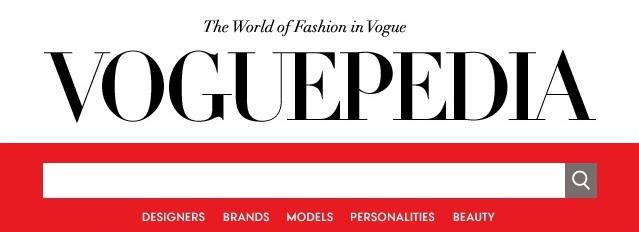 Image result for Voguepedia