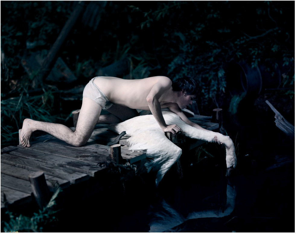art and fashion What Lies Beneath by Mert & Marcus: Inspiration or Plagiarism?