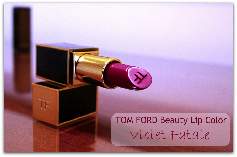 tom ford review full time ford beauty  Review Roundup: TOM FORD Violet Fatale, Crimson Noir, Black Orchid and more! 