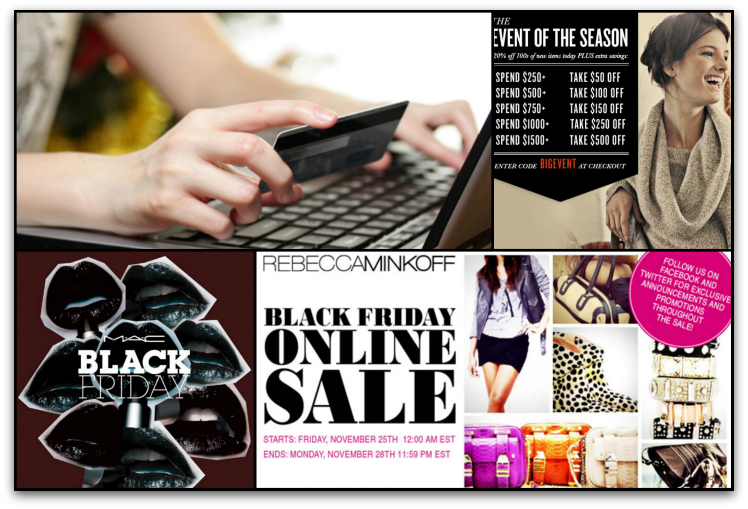 shopping  2011 Black Friday and Cyber Monday Shopping Made Easy