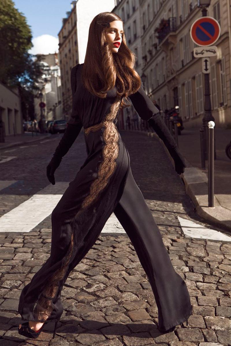 photoshoot fashion  Fashion Inspiration: A Bit of Black