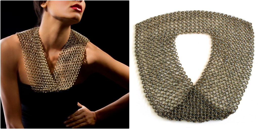 wants it trends shopping jewelry accessories  Currently Coveting: JamDesign Armour Necklaces Collection