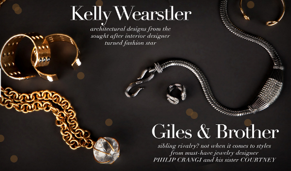 shopping jewelry accessories  BaubleBar Love: Jennifer Fisher, Kelly Wearstler and Giles & Brother