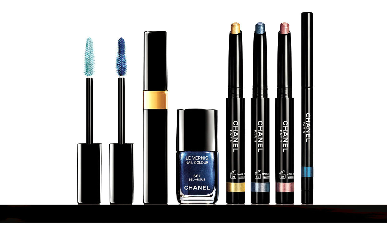 shopping review beauty  Crushing On: L'Été Papillon de Chanel Summer 2013 Collection